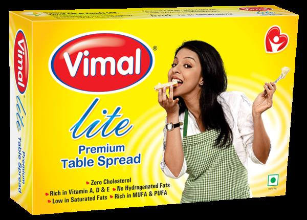 100g Vimal Lite Table Spread