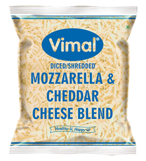 Vimal Mozzarella Cheese Blend
