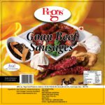 Rego's Goa Beef Sausages - 200g