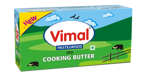Vimal White Cooking Butter