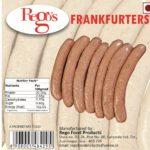 Rego's Frankfurters - 400g