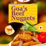 Rego's Goa's Beef Nuggets - 500g