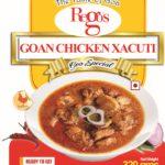 Rego's Goan Chicken Xacuti - 320g