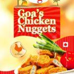 Rego's Goa's Chicken Nuggets - 500g