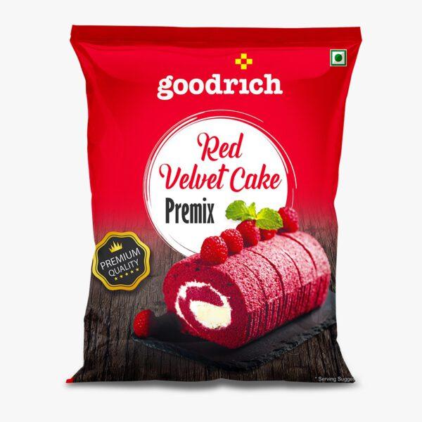 Goodrich Red Velvet Cake Premix - 1kg