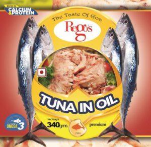 Rego's Tuna in Oil - 320g