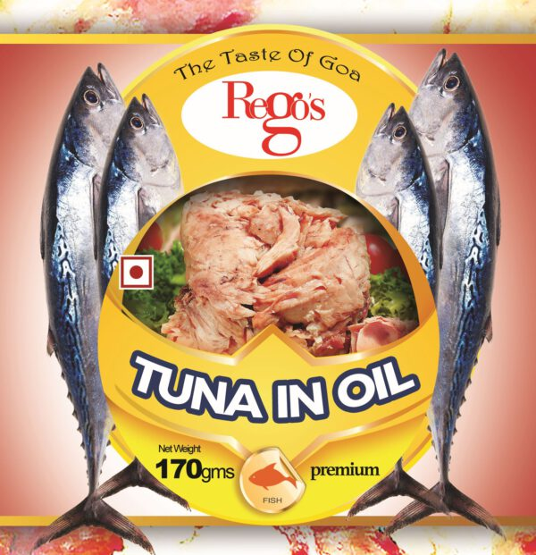 Rego's Tuna in Oil - 170g