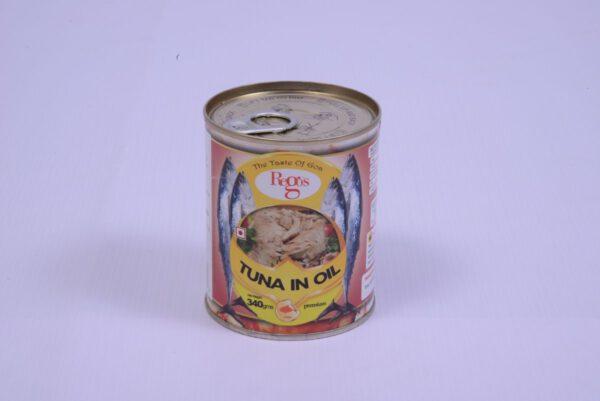 Rego's Tuna in Oil