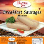 Rego's Breakfast Sausages - 500g
