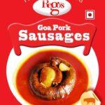 Rego's Goa Pork Sausages - 320g